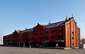 Red Brick Warehouse No.1