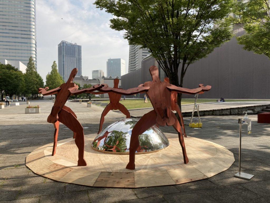 10/1よりグランモール公園にて「ストリートファニチャー」展…