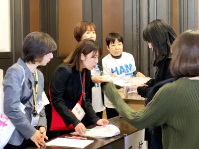 「美術館と国際展を巡る連続講座」運営サポート